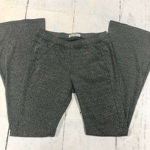 Free People Gray Pants Size Medium